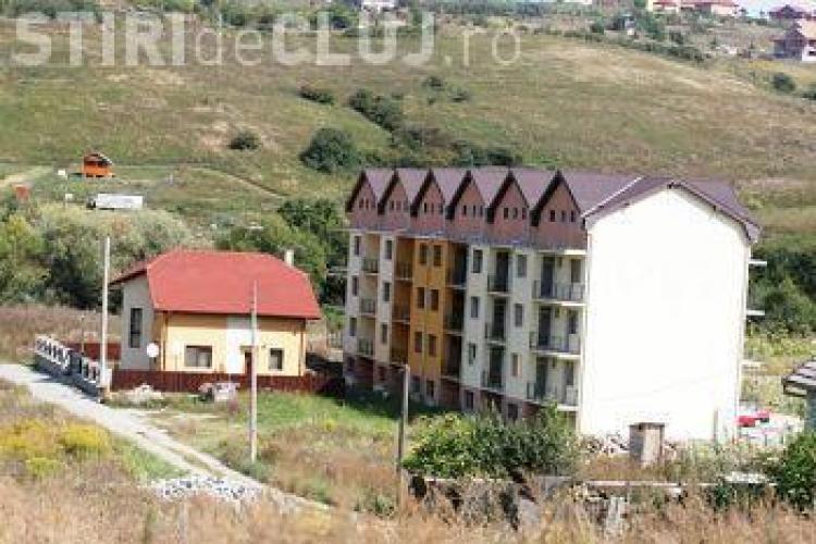 Despăgubire de 65.000 de euro la Cluj-Napoca, în cazul unei case UMBRITE de blocul lui Ioan Șeulean