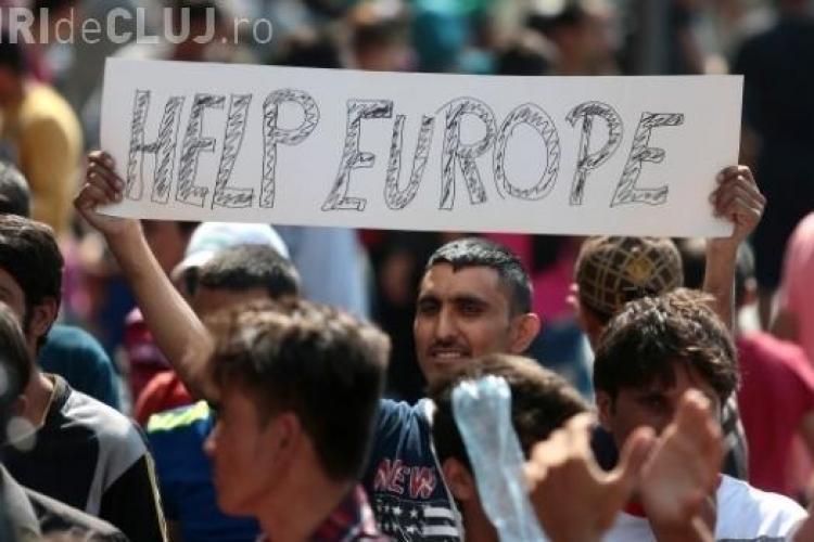 """Refugiații sunt  dezamăgiţi de viaţa în Germania și pleacă acasă: """"Murim de foame"""""""