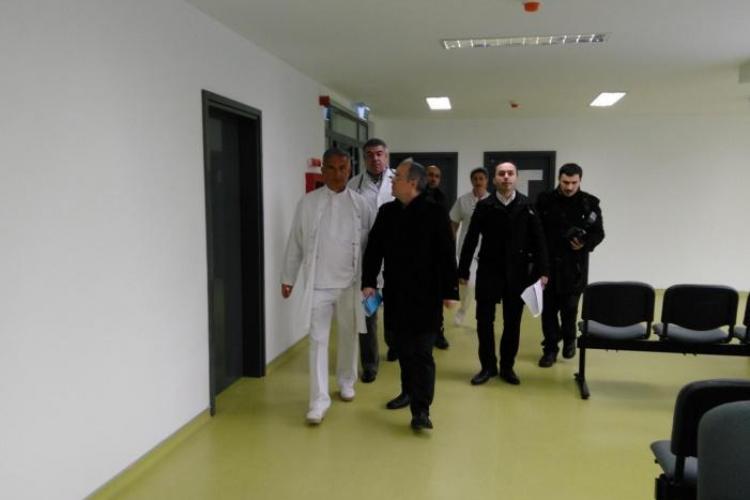 Spitalul Clujana face angajări, după ce își extinde activitatea