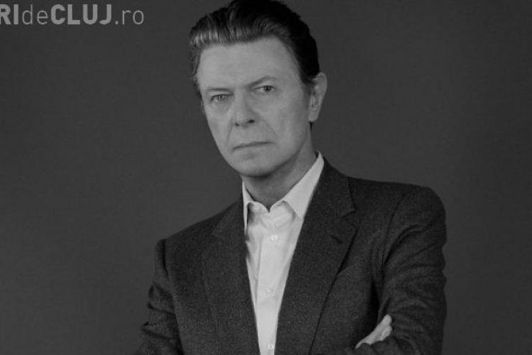 David Bowie a murit