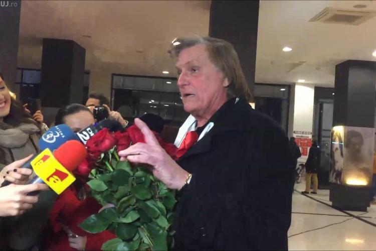 Florin Piersic a împlinit 80 de ani. Maestrul este INEPUIZABIL - VIDEO