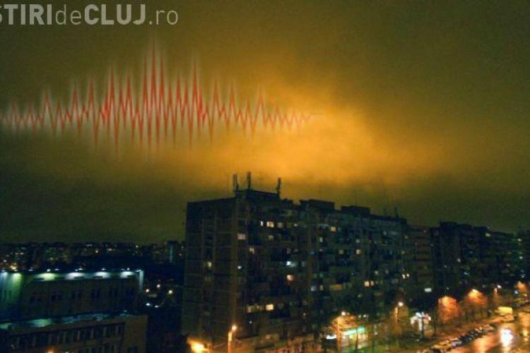După fenomenele CIUDATE din pădurea Hoia - Baciu, acum se aud SUNETE din cer în altă parte a Clujului - VIDEO