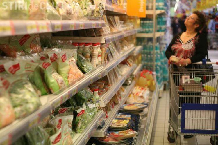 Românii consumă mâncare de import în valoare de 500 milioane EURO în fiecare lună