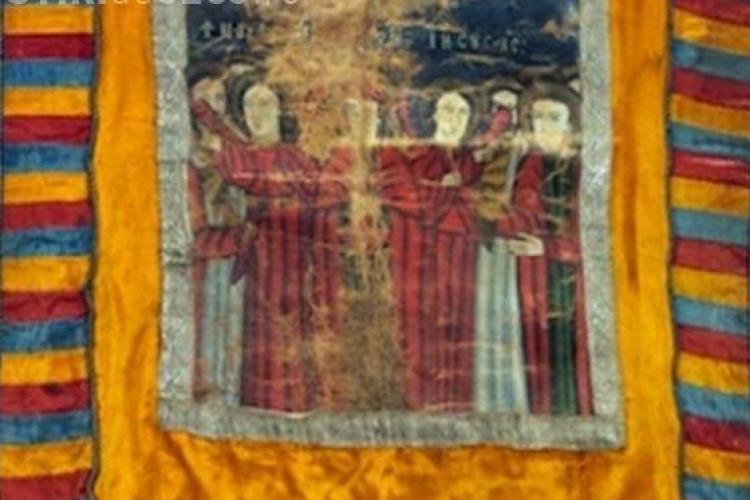 Drapelul lui Avram Iancu a fost cumpărat de omul de afaceri Adrian Thiess