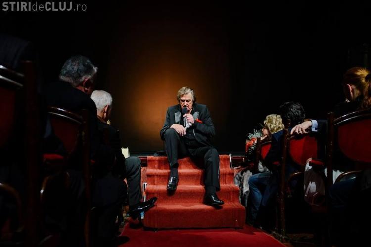 Florin Piersic a fost aniversat în fața a peste 1.000 de oameni. A primit un CADOU neașteptat
