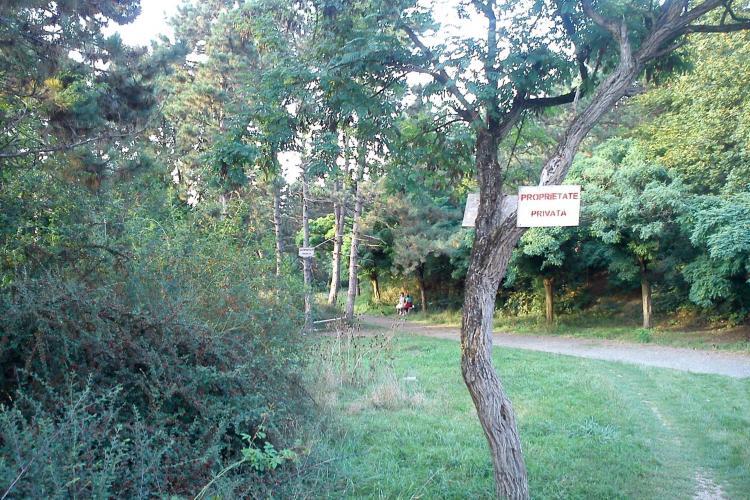 """Un ONG din Cluj-Napoca propune """"exproprierea pentru spații verzi"""""""