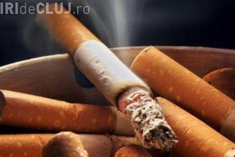 Majoritatea românilor au o părere bună despre Legea ANTI-FUMAT - SONDAJ