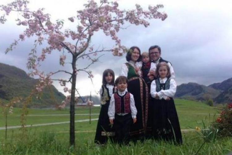 Cazul familiei Bodnariu din Norvegia va fi discutat în Parlamentul European