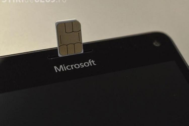Microsoft lansează propria cartelă SIM, care oferă acces la internet mobil fără niciun abonament