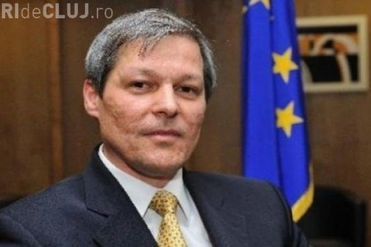 Dacian Cioloş merge în vizită în Germania și plătește 23.500 de euro pe un avion privat al Ţiriac Air