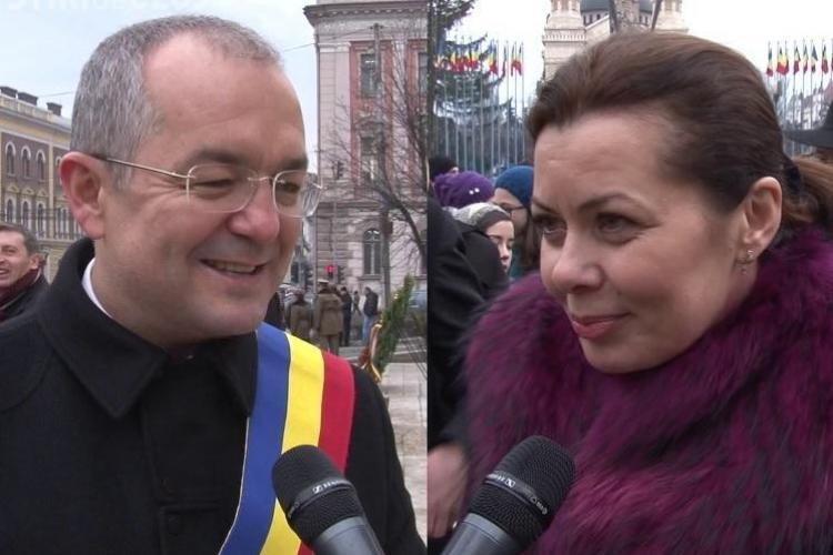 Aurelia Cristea îl acuză pe Emil Boc: Proiectele din 2016 sunt cele nerealizate anii trecuți. VEZI lista