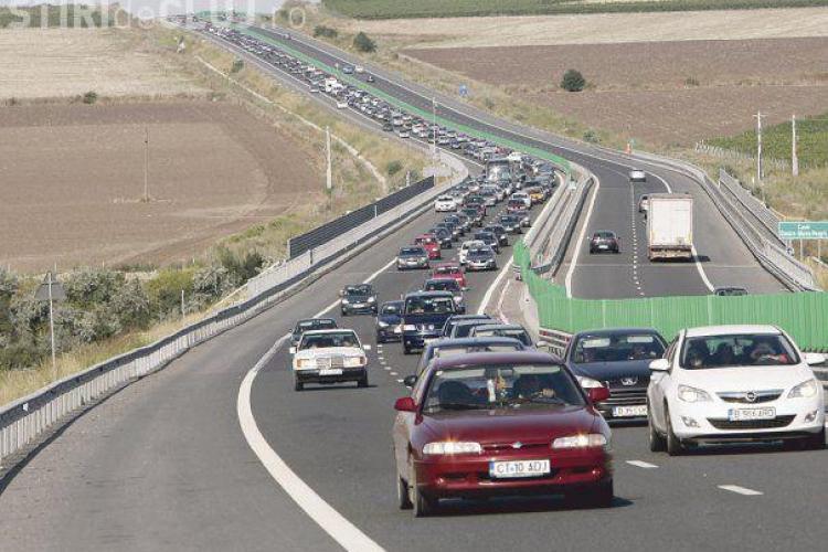 Românii vor plăti și taxa de autostradă din 2017. Noroc că nu avem prea multe