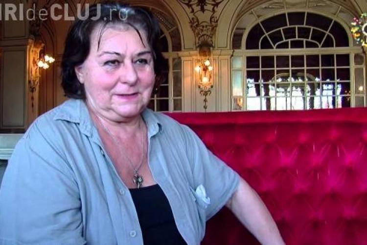 Actrița Melania Ursu a murit