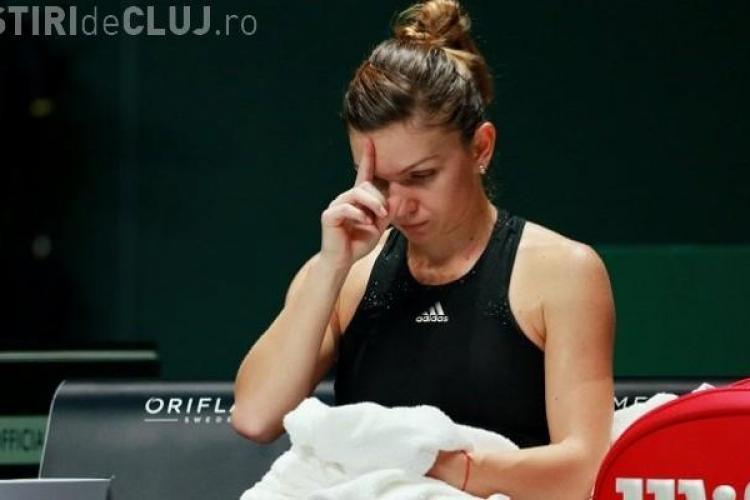 Simona Halep a pierdut cu Serena Williams la Indian Wells