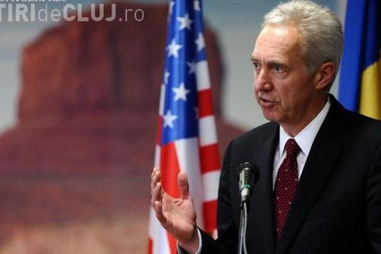 """Ambasadorul SUA în vizită la Cluj: """"Avem de a face cu o Rusie revanșardă care destabilizează securitatea europeană"""""""