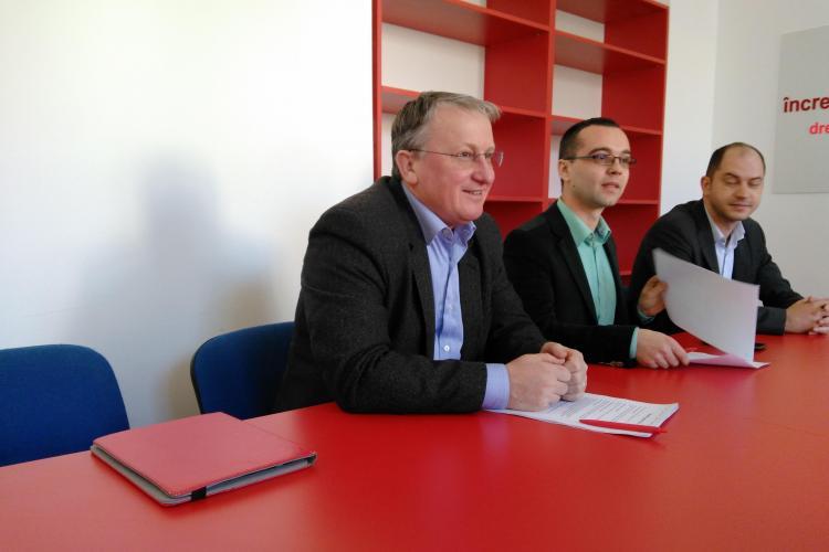 Președintele TSD, la Cluj: Vrem ca tinerii politicieni să fie liantul dintre comunitate și Primărie