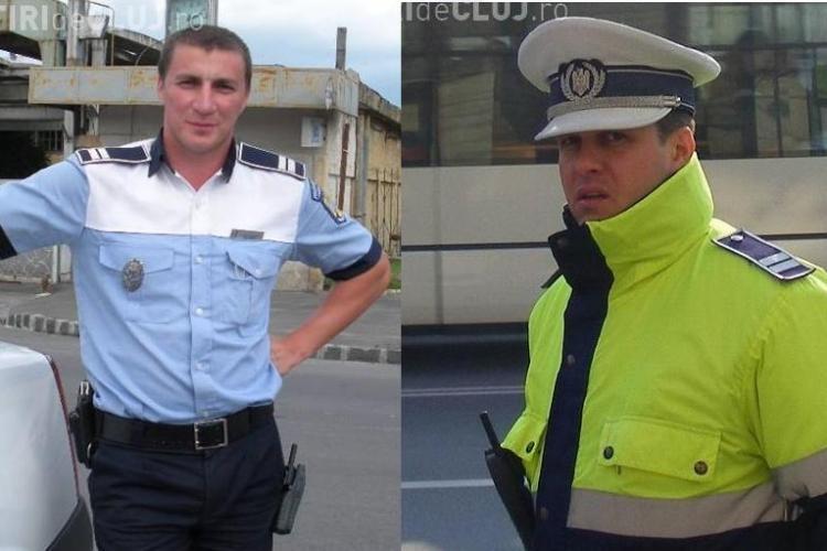 Sfatul fostului agent Sergiu Todea, UMILIT de foștii șefi ai IPJ Cluj, pentru polițistul Marian Godină