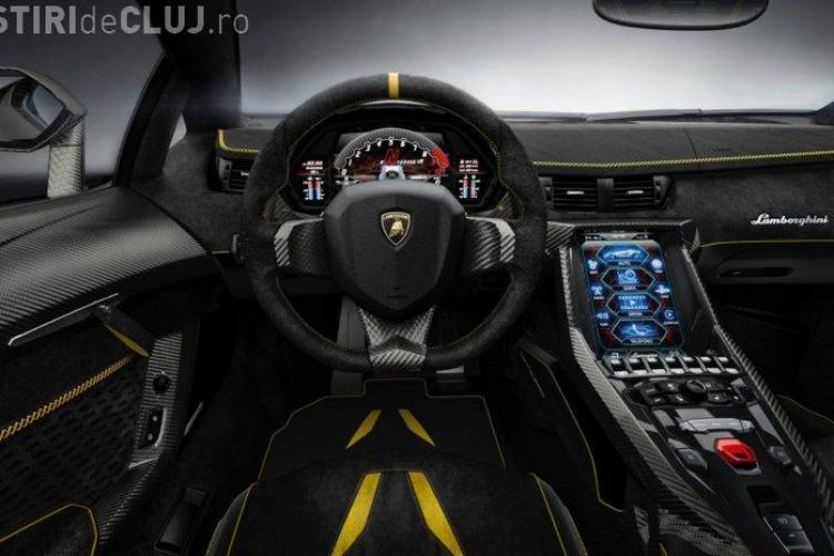 A apărut Lamborghini Centenario. Cum arată mașina de 1,75 milioane de euro