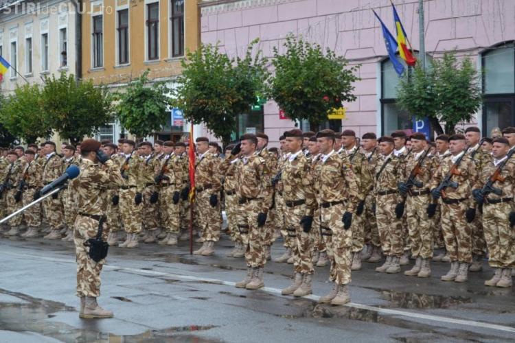 Dragonii Transilvani din Dej vor avea o ceremonie de repatriere din Afganistan