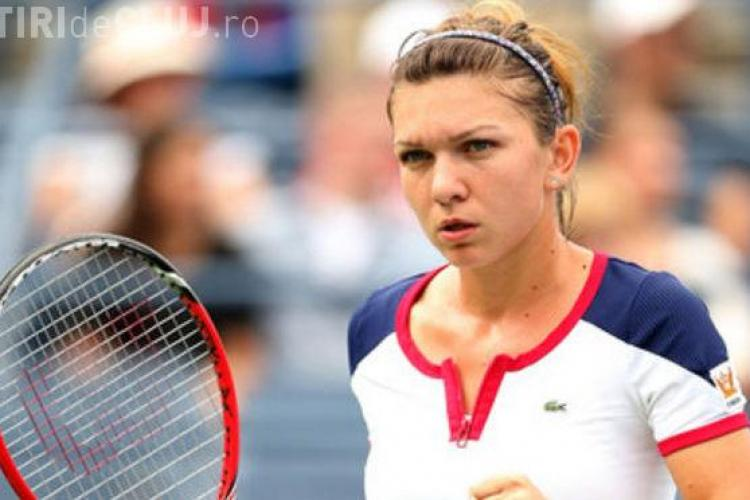 Halep a mai picat o poziție în clasamentul WTA