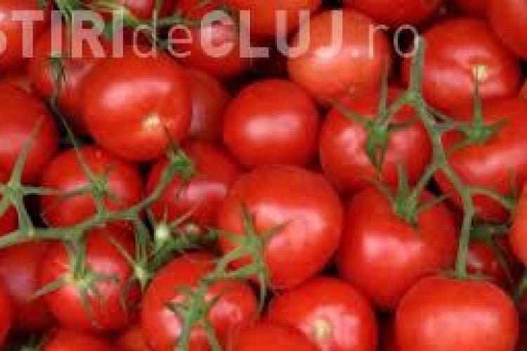 ANSVA a retras de pe piață un lot întreg de roșii de import. Au fost depistate cantități ridicate de pesticide
