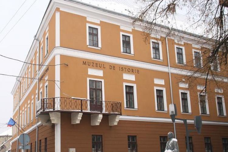 Se renovează clădirea veche a Muzeului Naţional de Istorie a Transilvaniei. Câți bani a alocat Ministerul Culturii
