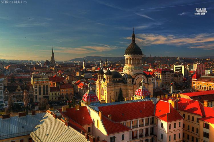 Numărul turiștilor a crescut cu 20% în Cluj-Napoca