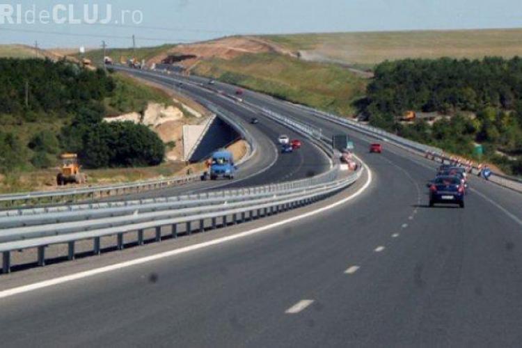 Când va fi terminată Autostrada Transilvania. Ministrul Transporturilor a spus data LIMITĂ