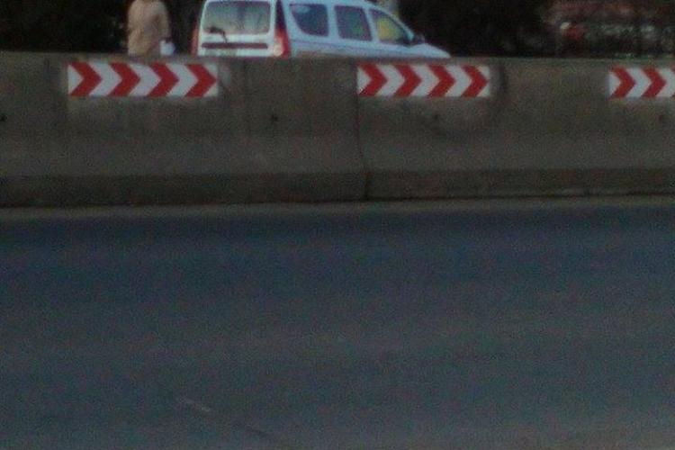 Razie a Poliției Rutiere CLuj-Napoca, pe cel mai periculos drum din oraș - FOTO