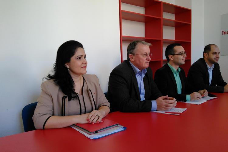 PSD Cluj a lansat platforma #ClujulUnit, unde oamenii pot veni cu propuneri