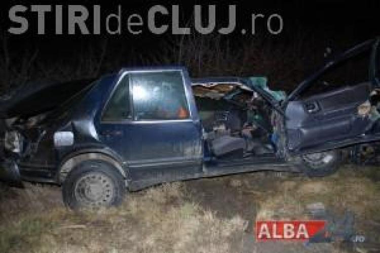 Șofer clujean implicat într-un accident teribil! Două persoane au murit VIDEO