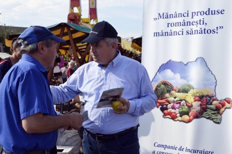 Consumă produse tradiționale românești. Avem peste 4.000 de produse tradiționale