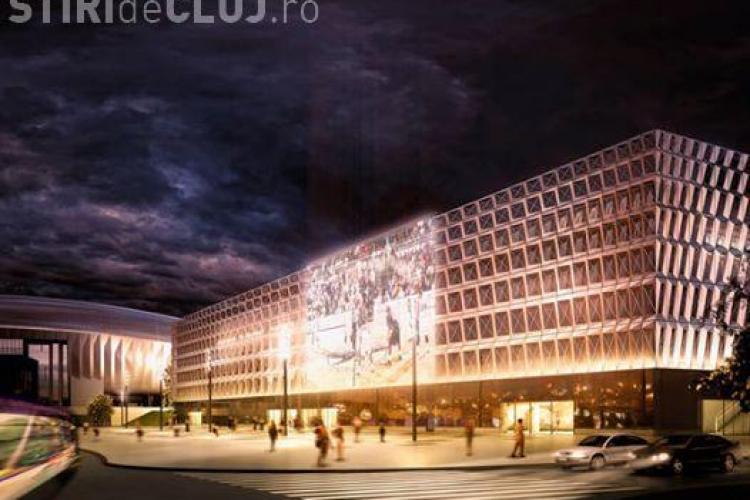 """Sala Polivalentă se """"extinde"""". Primăria anunță că vor mări considerabil capacitatea locurilor"""