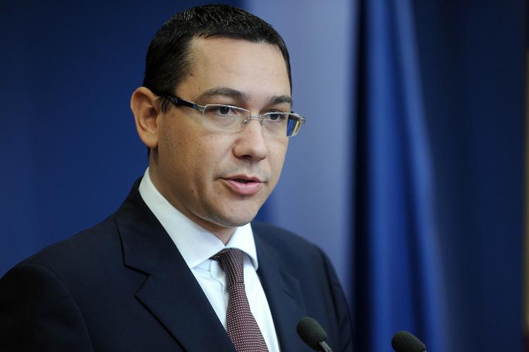 """Victor Ponta, despre Iohannis: Să fie etichetat """"diletant"""" nu e suficient"""