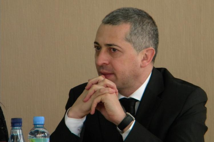 Daniel Don, șeful AJOFM Cluj, trimis în judecată pentru luare de mită și fals în declarații