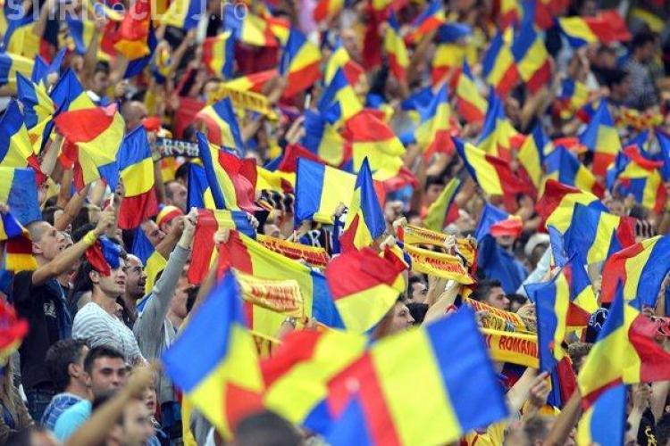 Biletele la meciul România - Spania, vândute în 2 ore. E un RECORD