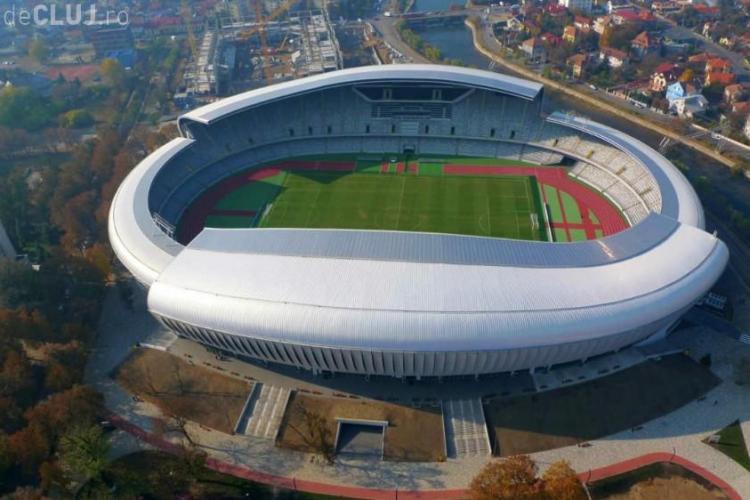 Anghel Iordănescu nu vrea să joace pe Cluj Arena amicalul cu Spania
