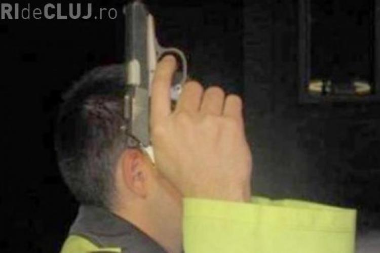 Poliţist din Cluj, lovit cu maşina de un hoţ de lemne