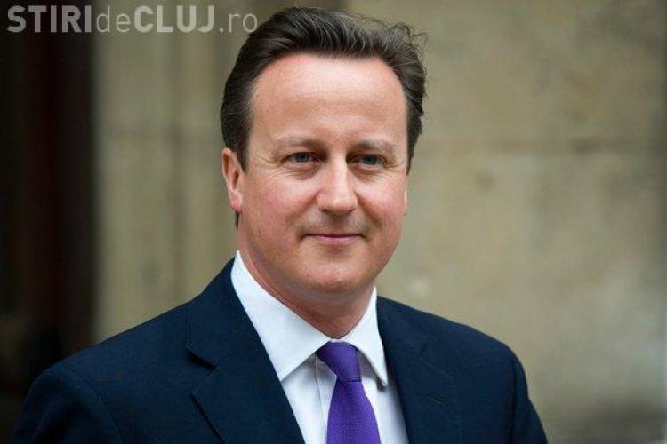 Ce spune David Cameron despre ieșirea Marii Britanii din UE