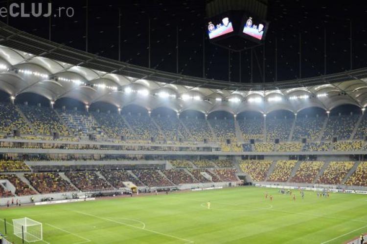 Vasile Dîncu: Național Arena se deschide înainte de meciul de fotbal România -Spania