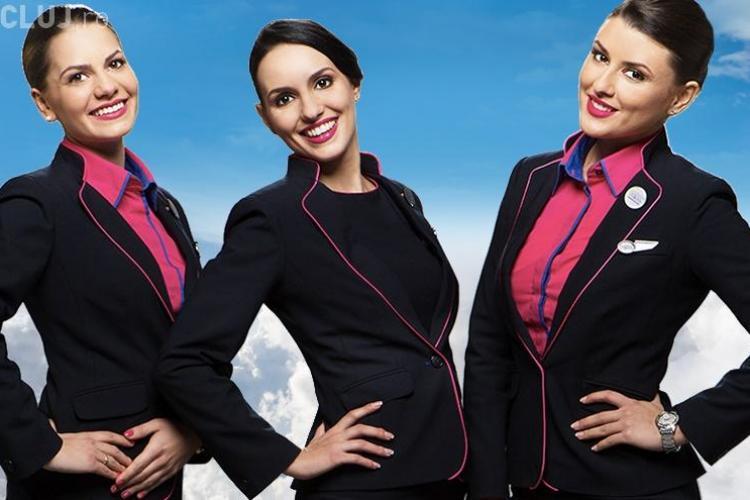Wizz Air face angajări la Cluj și București