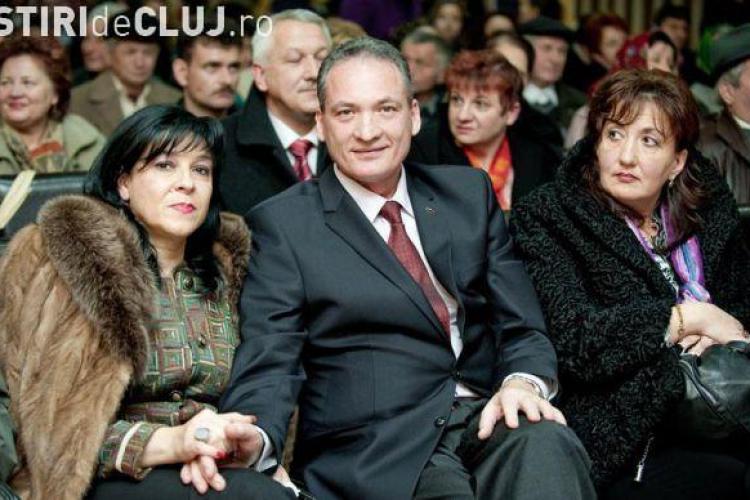 Soția senatorului Cordoș, condamnată la închisoare cu EXECUTARE