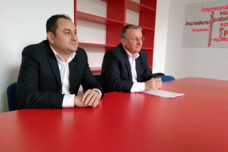 PSD Cluj a anunțat noi candidați pentru alegerile locale. Candidatul din Feleacu e fost PNL-ist și a adus cu el toată organizația locală