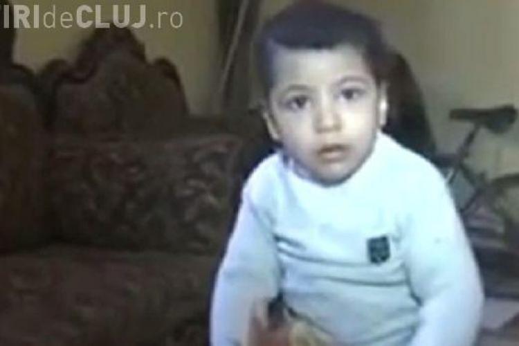 Cum a ajuns un copil de 3 ani să fie condamnat, din greșeală, la închisoare pe viață