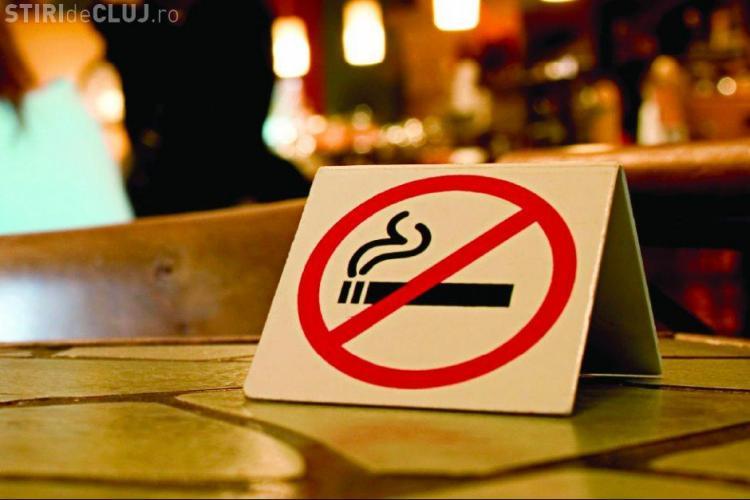 Reacția unui clujean despre Legea Anti Fumat: Era gol! O să se închidă barurile pe capete