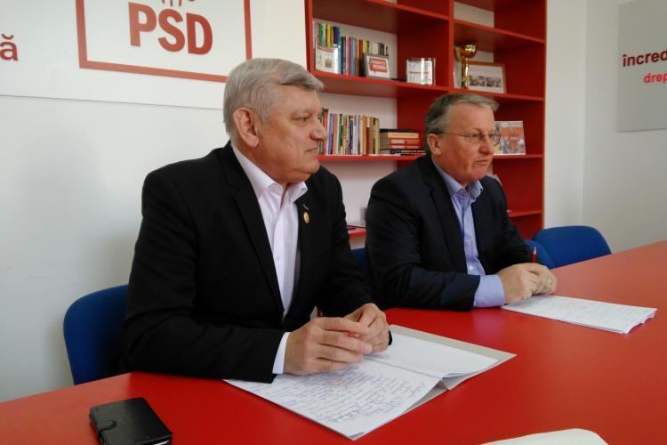 PSD Cluj negociază cu ALDE pentru o posibilă alianță pentru primăria Cluj-Napoca