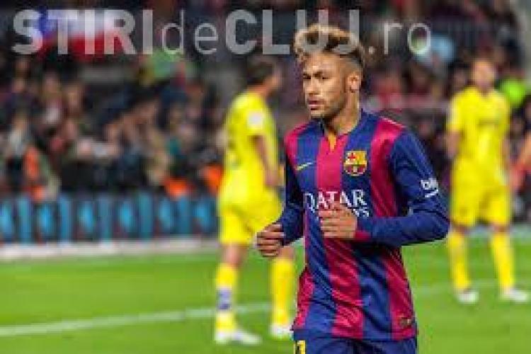Suma URIAȘĂ cerută de Neymar pentru a-și prelungi contractul cu FC Barcelona