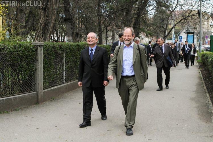 Emil Boc a prezentat Clujul și investițiile europene unei delegații importante din Parlamentul European