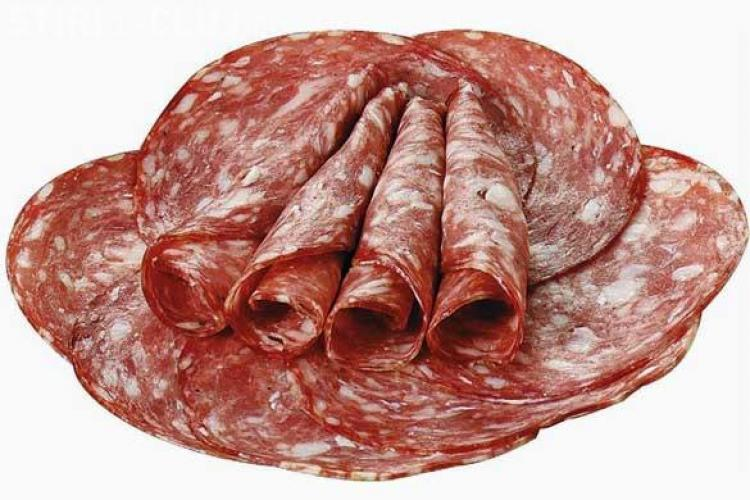 Ministrul Agriculturii: Salamul din România este spălat cu oţet şi repus în vânzare
