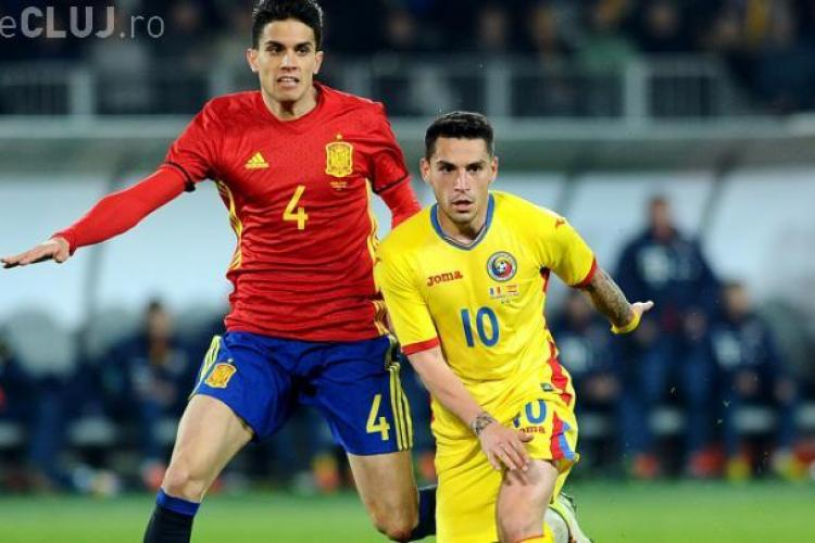 REZUMAT VIDEO - România - Spania 0 - 0. Ne-am ridicat la nivelul campioanei Europei